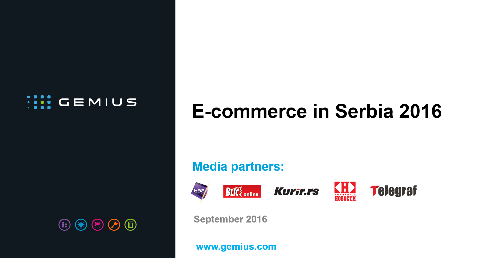 Gemius eCommerce Serbia