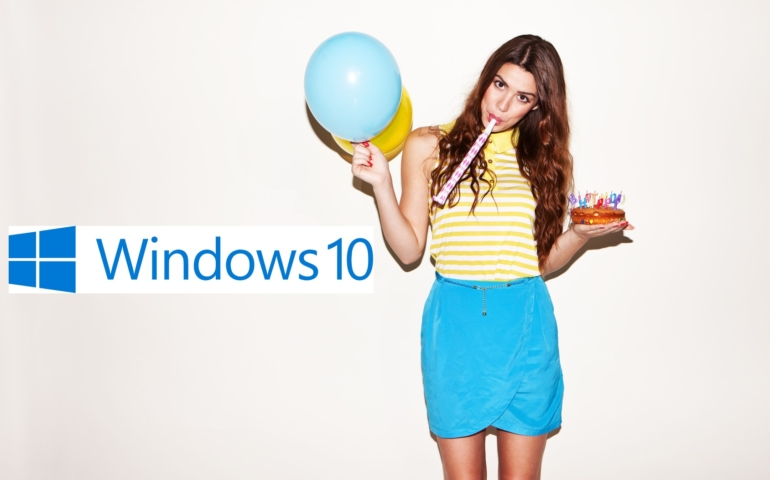 Windows 10 at One Year Old